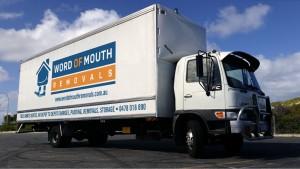 Huge Removals Truck